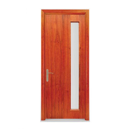 DE201 510x510 - Cửa gỗ SOLITEK Deluxe 201