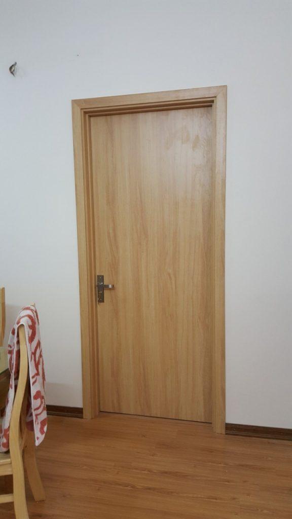 anh dung 576x1024 - Công trình cửa gỗ Huge nhà anh Dũng